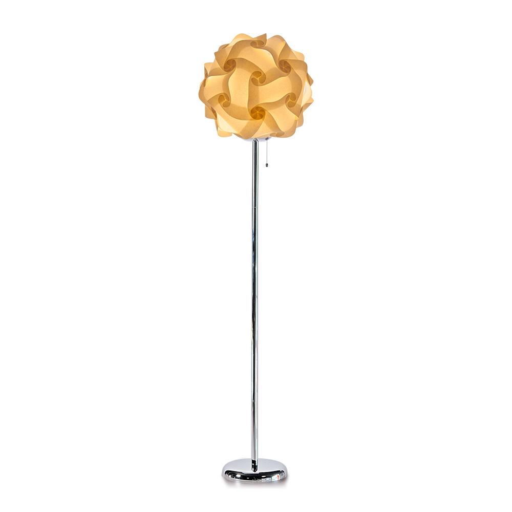 lujan + sicilia COL 42 Floor Stand Lamp Beige Parchment Paper.jpg