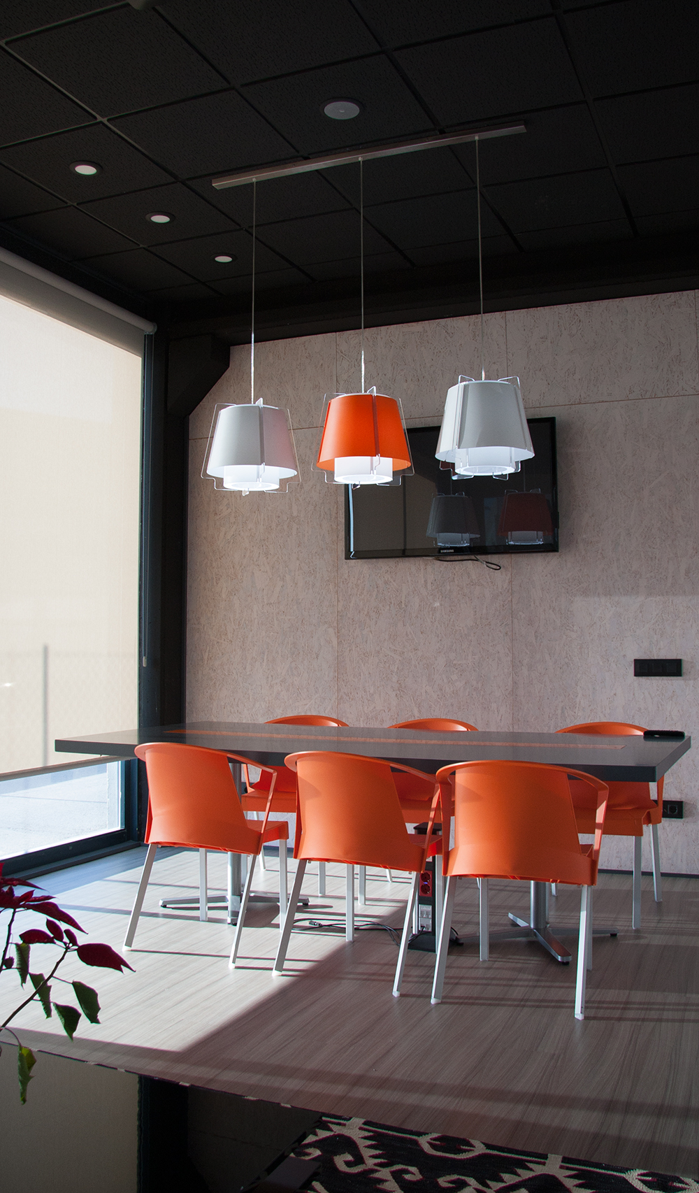 Conference Room Lighting Design: LIGHTING AN OFFICE SPACE