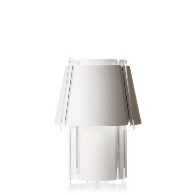 lujan + sicilia ZONA Medium Sized Table Lamp White