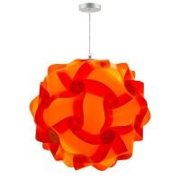 lujan + sicilia COL 70 orange drop pendant lamp lampara grande techo colgante naranja pendelleuchte luminaire
