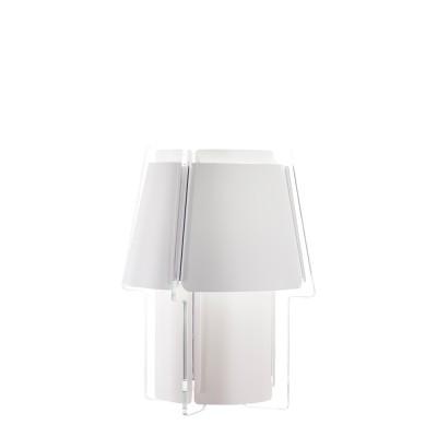 lujan + sicilia Large ZONA Wall Sconce Lamp White