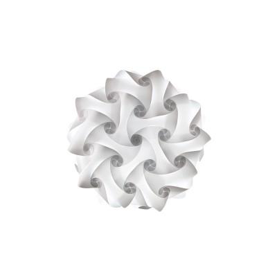 lujan + sicilia Small 60 cm NUBE Modular Wall Sconce Lamp White