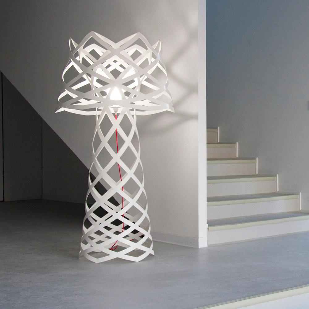 lujan + sicilia RUT Floor Lamp 01